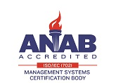 ANAB Accredited Management Systems Certification Body Logo